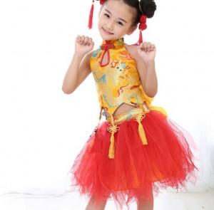 Phoenix Costume Child