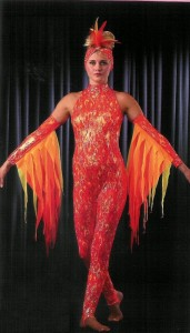 Phoenix Costume Ideas