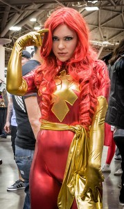 Phoenix Costume for Girls