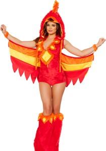 Phoenix Costumes