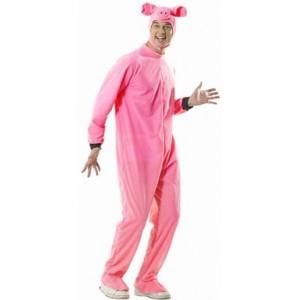 Piglet Costume Adult
