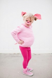 Piglet Costume Ideas
