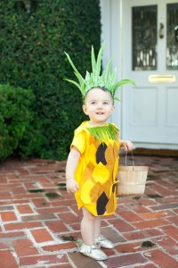 Pineapple Costume Pattern
