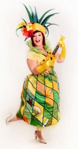 Pineapple Costume Women