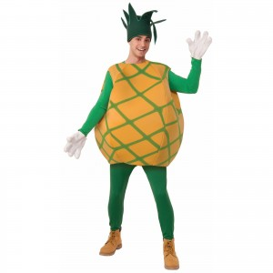 Pineapple Halloween Costume