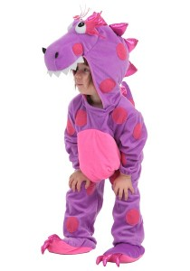 Pink Dinosaur Costume Toddler