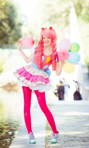 Pinkie Pie Adults Costume