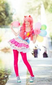 Pinkie Pie Adults Costume