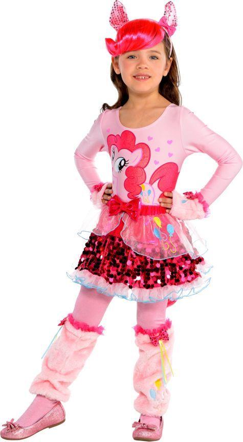 recenly added pinkie pie costumes