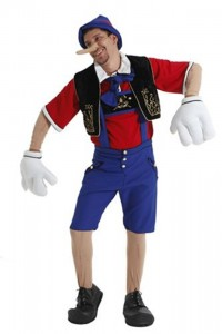 Pinocchio Adult Costume