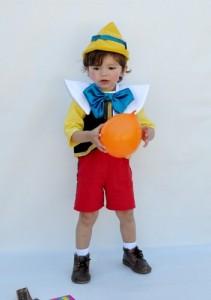 Pinocchio Costume Toddler