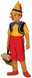 Pinocchio Costume for Kids