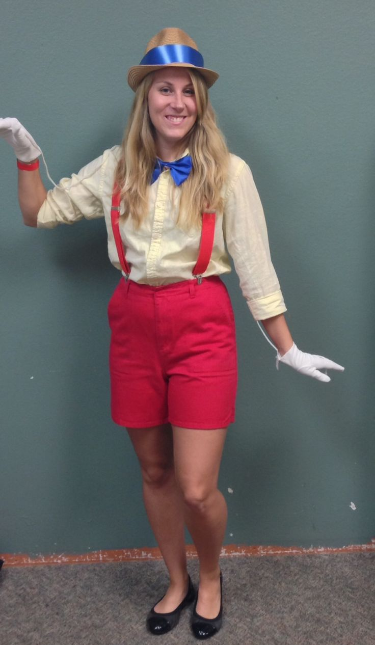 Pinocchio Costumes (for Men, Women, Kids)   Parties Costume
