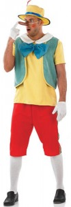 Pinocchio Costumes for Adults