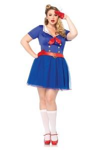 Plus Size Sailor Moon Costume