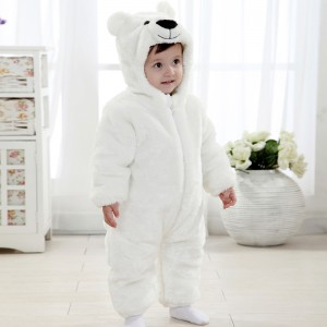 Polar Bear Costume Child