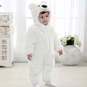 Polar Bear Costume Child