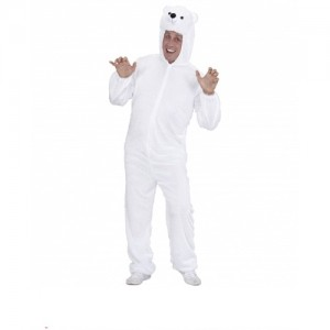 Polar Bear Costume for Adults