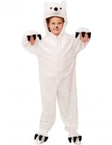 Polar Bear Costume for Kids