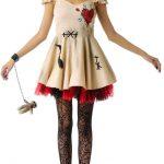 Porcelain Doll Costume Dress