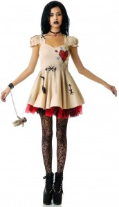 Porcelain Doll Costume Dress