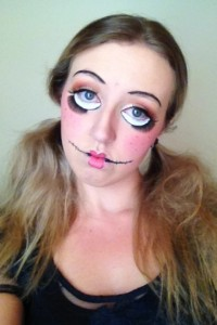 Porcelain Doll Costume Halloween