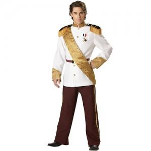 Prince Eric Costume Men