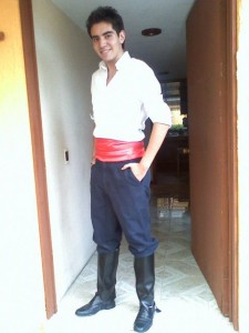 Prince Eric Costume for Adults