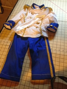Prince Eric Costume for Toddlers