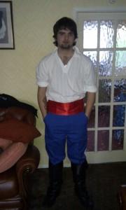 Prince Eric Costumes