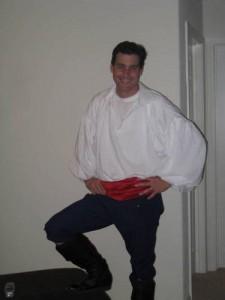 Prince Eric Halloween Costume