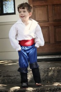 Prince Eric Little Mermaid Costume