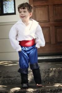 Prince Eric Little Mermaid Costume