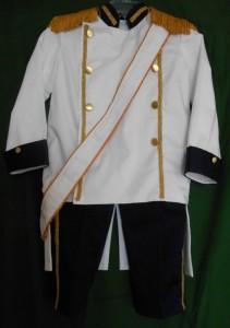 Prince Eric Wedding Costume