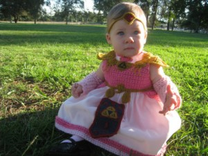 Princess Zelda Costume Kids