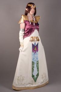 Princess Zelda Costume Pattern
