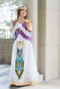 Princess Zelda Costumes