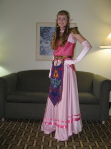 Princess Zelda Costumes for Adults