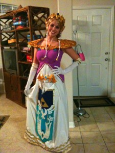 Princess Zelda Halloween Costume