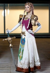Princess Zelda Twilight Princess Costume