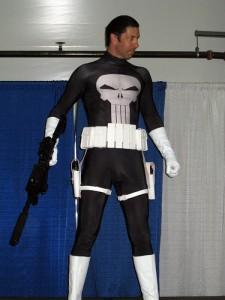 Punisher Costume Images