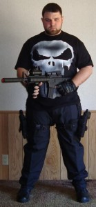 Punisher Costume Pictures