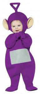 Purple Teletubby Costume
