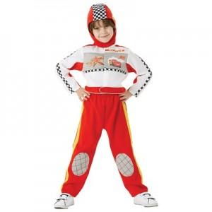 Race Car Driver Costume Boys