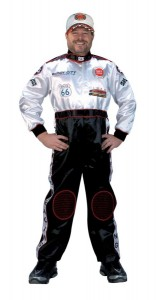 Race Car Driver Costume Men