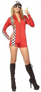 Race Car Driver Costume Women