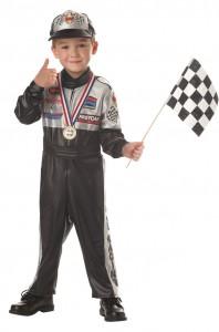 Race Car Driver Costumes