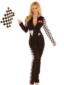 Race Car Driver Halloween Costume