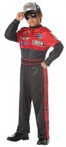 Race Car Driver Kids Costume