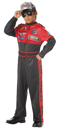 How To Make Race Car Driver Costume